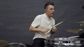"""Dirty Heads """"Vacation"""" Live Percussion"""