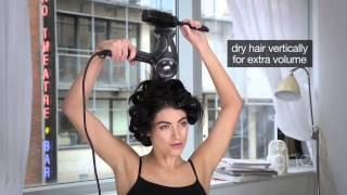 Kako pravilno koristiti profesionalni fen