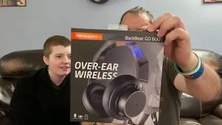 $25 Plantronics BackBeat GO 600 Headphones