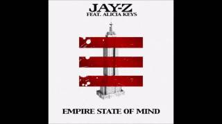 Jay Z - Empire State of Mind ft. Alicia Keys (Official Instrumental) HQ