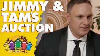 Jimmy and Tam's auction   The Block 2020