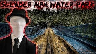 GIANT SLIDES // 24 HOUR CHALLENGE IN AN ABANDONED WATER PARK! | MOE SARGI