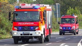 Kreisalarmübung in Langenfeld
