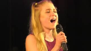ALIVE - SIA performed by KEZIA at TeenStar Bristol Regional Final
