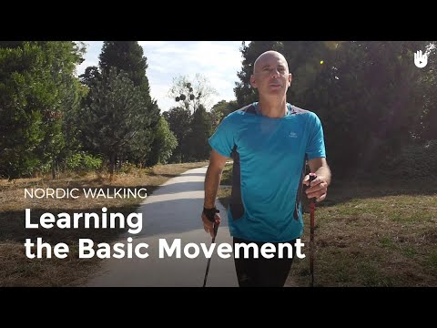 Learning the Basic Technique | Nordic Walking