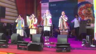 OYME на Масленице - Бораж велесь (live)