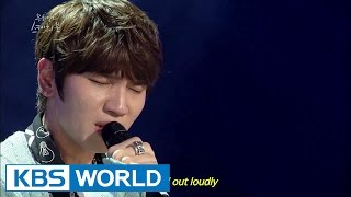 """Video thumbnail of """"K.Will - I'm Not The Only One / Growing [Yu Huiyeol's Sketchbook]"""""""