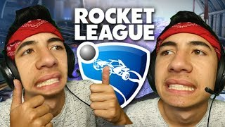 Rocket League But Every Time I Score There's A Meme #6