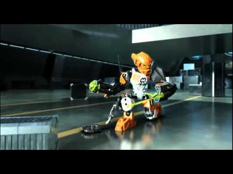 Vidéo LEGO Hero Factory 6221 : Nex