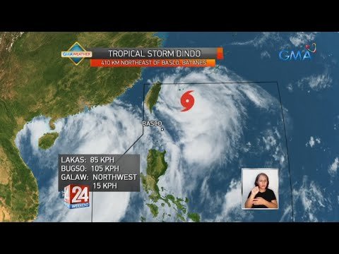 [GMA]  24 Oras: Weather update as of 6:30 PM | August 2, 2020
