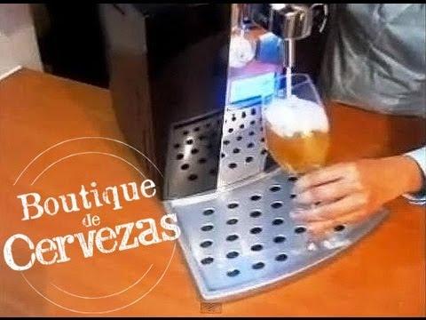 Manual de uso Beer Dispenser Boutique de Cervezas