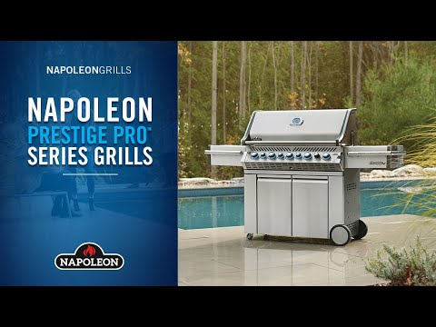 Napoleon's Prestige PRO™ Series Grills Product Video