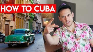 How to travel to Cuba as an American Citizen 2020