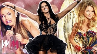 Top 10 Craziest Victoria's Secret Fashion Show Moments