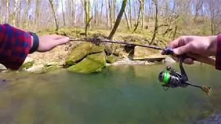 Ловля усача в горных реках сочи