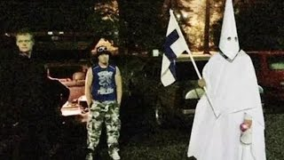 Racists Greet Iraqi Refugees With Rocks, Fireworks, And Hate thumbnail