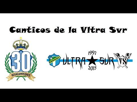 """Canticos de la Vltra Svr - Comunicaciones - Guatemala"" Barra: Vltra Svr • Club: Comunicaciones"