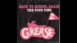 Grease 2 - Back to School Again