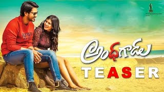 'Andhhagadu' movie Teaser