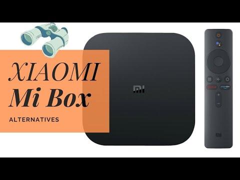 Xiaomi Mi Box 4K vs Others