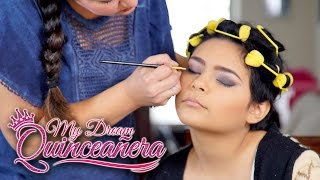 Makeup on Point - My Dream Quinceañera - Diana Ep 04