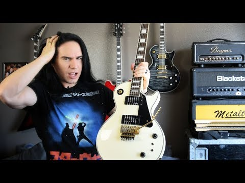 Why is this Guitar BANNED in the USA?? – Demo / Review