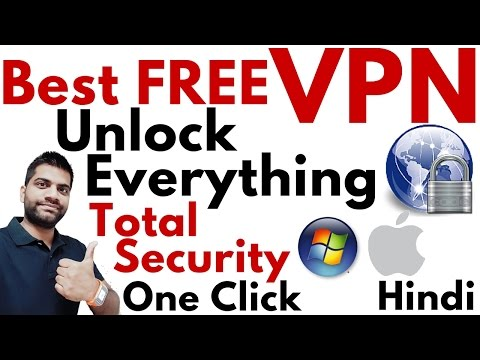 Unblock Everything Best FREE Unlimited VPN for Windows and Mac | One Click