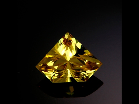 Heliodore or Golden beryl 5.70 Carats