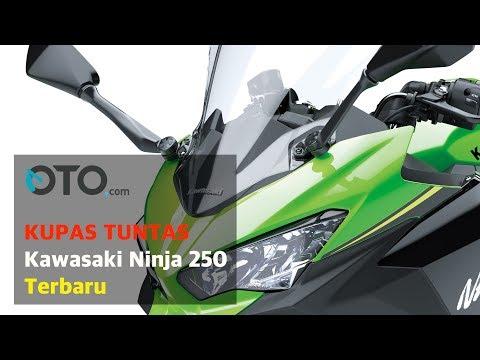 Kupas Tuntas Kawasaki Ninja 250 Terbaru I OTO.com