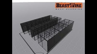 Creating BeastWire Lockers in BeastBuilder—Tutorial 1