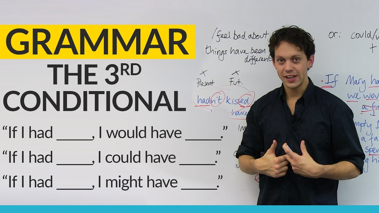 Learn English Grammar How To Use The 3rd Conditional 183 Engvid