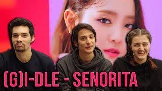 (G)I-DLE((여자)아이들) 'SENORITA' TURKISH REACTION