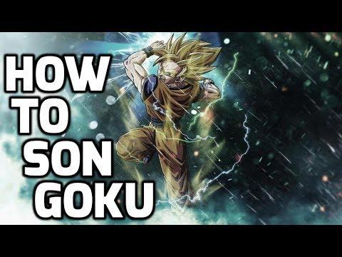 Dark Souls 3 How To Son Goku