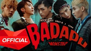 [8-Years Project] MONSTAR from ST.319 - 'BADADU' M/V Dance (Official)