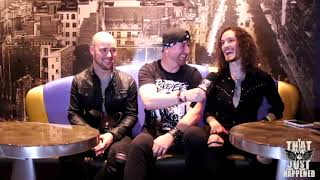 RavenEye - Live Interview on ShipRocked 2019