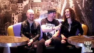 RavenEye - Live Interview on ShipRocked 2019
