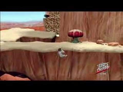 Видео № 0 из игры Space Chimps (Мартышки в космосе) (Б/У) [Wii]