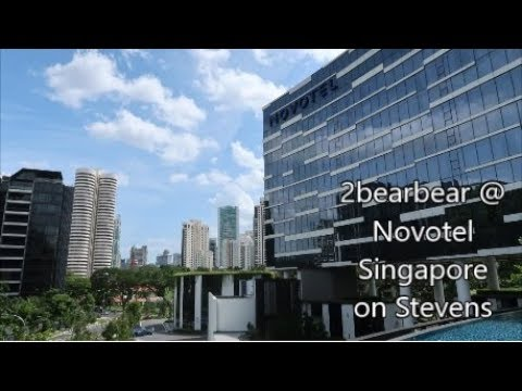Novotel Singapore on Stevens Staycation Review | 2bearbear.com