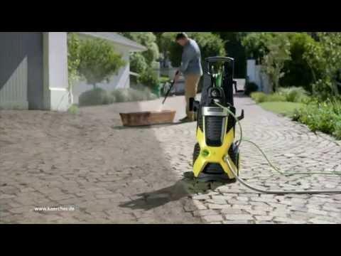 Kärcher рекламный ролик мойки высокого давления eco!ogic