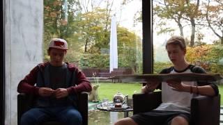 Longboarding: BuddyBuddy Freeride GT Review [DEUTSCH|GERMAN] Longboard Made in Germany