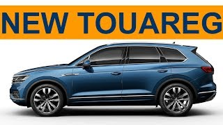 WOW!!! Volkswagen TOUAREG 2018 / 2019 - Breaking News