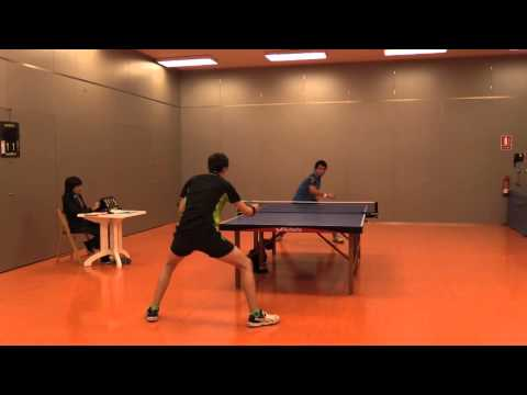 Tenis de Mesa 2ª Nacional CNP VS Oberena (2)
