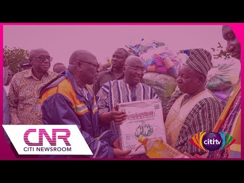 Bawumia must apologize for 'expired donation' to flood victims – NDC