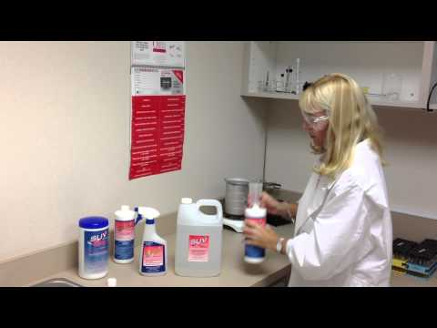 Dental Disinfectant & Cleaning Product from OSHA Review Inc