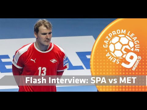 Flash interview: Spartak vs Metaloplastika