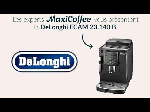 Delonghi ECAM 23.140.B MaxiPACK | Machine à café automatique | Le Test MaxiCoffee