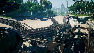 Satisfactory - Upcoming Game: 3D FIRST PERSON FACTORIO? Reaction & Discussion