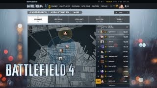 Battlefield 4: Official Battlelog Features Video