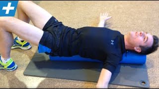 The 10 Minute Foam Roller Spinal Stretch | Feat. Tim Keeley | No.54 | Physio REHAB