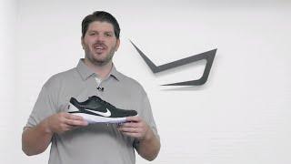 NIKE Mens Lunar React Vapor 2 Golf Shoes